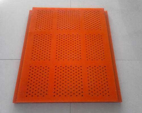 新型聚氨酯筛板采用最新生产工艺